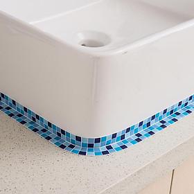 Băng Keo Viền Bồn Rửa Chén/Rửa Tay Chống Nấm Cho Nhà Tắm/Phòng Bếp