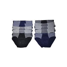 Hình đại diện sản phẩm Combo 10 quần lót cotton thoáng mát QLN001