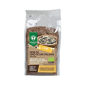 Hạt Lanh Nâu Hữu Cơ 500g ProBios Organic Italian Brown Flax Seeds