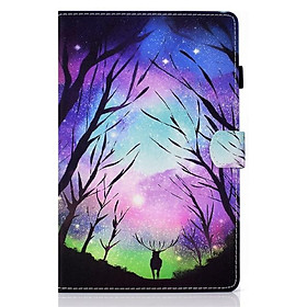 Bao da Cartoon Leather Sleep bảo vệ cho Samsung Galaxy Tab S6 Lite 10.4 inch SM-P610 P615 Samsung Tab S6 Lite