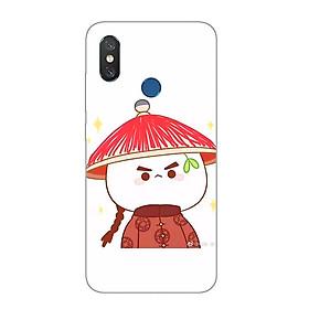 Ốp Lưng Dẻo Diên Hy Công Lược Cho Điện Thoại Xiaomi Redmi Mi 8 - Phú Sát Phó Hằng