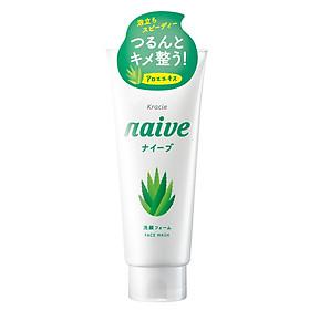 Sữa Rửa Mặt Lô Hội Naive (130g)