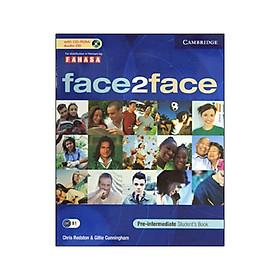 Face2Face Pre-Int SB FAHASA Reprint Edition