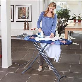 Bàn để ủi quần áo LebenLang LBB363 (Tặng kèm vỏ bọc thay thế)- Cầu là dạng đứng