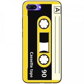 Ốp lưng dành cho Honor 10 mẫu Cassette vàng