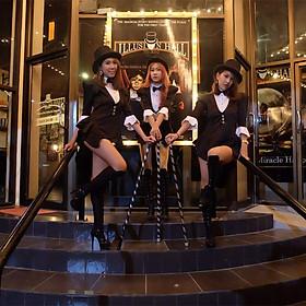 Vé Xem Show Ảo Thuật Tuxedo Magic Ở Pattaya, Thái Lan - Ghế Thường