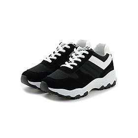 Giày thể thao nữ thời trang TT058Đen