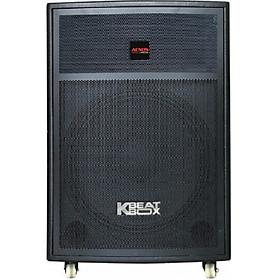 Loa kéo Acnos CB403GE Bluetooth 5.0, Loa bass 4 tấc, Micro UHF - Chính Hãng Acnos