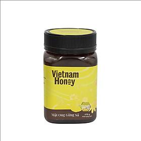 Mật ong Gừng sả 470g-VIETNAMHONEY