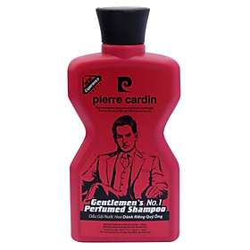 Dầu gội nước hoa Pierre Cardin Gentlemen - 380g
