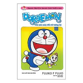 Doraemon - Chú Mèo Máy Đến Từ Tương Lai Tập 21 (Tái Bản 2019)
