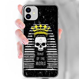 Ốp lưng dành cho iPhone 11  mẫu King of the wolrd