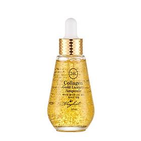 Tinh chất đậm đặc vàng 24K siêu trẻ hoá da COLLAGEN GOLD LUXURY AMPOULE