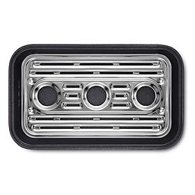 Morphyrichards MR9086 Multi-purpose waffle maker with light oil and less smoke