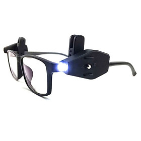 Flexible Fishing Eyewear LED light Fishing Glasse Night Light Eyeglass Tools Mini LED Eyeglass Clip On Camping Hiking Goggles