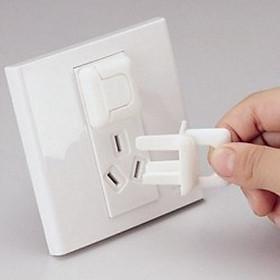 Bộ 12 kít bịt ổ cắm điện có khả năng cách điện cao an toàn cho bé - Hàng nội địa Nhật Bản.