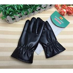 Găng tay da cảm ứng cho nữ