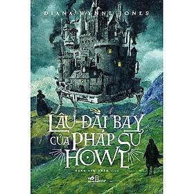 Sách - Lâu đài bay của pháp sư Howl (tặng kèm bookmark thiết kế)