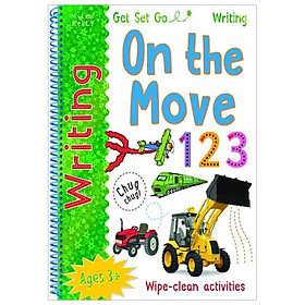 LEARN TO WRITE ON THE MOVE