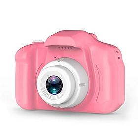 Máy ảnh kỹ thuật số mini cho bé Pink (kèm thẻ 4G)