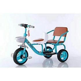 Xe đạp xích lô bánh to như hình cho bé