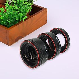 Bộ Lens Macro Thay Thế Cho Máy Ảnh Canon-EF Và EF-S (13mm, 21mm, 31mm)