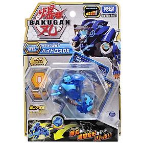Quyết Đấu Bakugan - Siêu Chiến Binh Sư Tử DX Hydorous Blue - Baku021