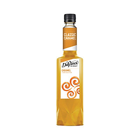 Siro Caramel cổ điển / Classic Caramel Syrup - DaVinci Gourmet