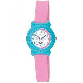 Đồng hồ trẻ em Q&Q Citizen VP81J019Y dây nhựa thương hiệu Nhật Bản