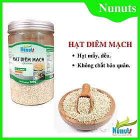 Hạt Diêm Mạch NUNUTS  - Quinoa