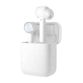 Xiaomi Airdots Pro TWS Wireless Ipx4 Waterproof Bluetooth Headset Earphone With Mic Stereo Anc Switch Auto Pause Tap Control Earbuds - White