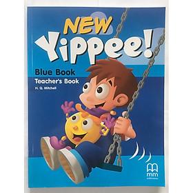New Yippee Blue Book (Teacher's Book)