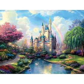 Xếp Hình 475 Mảnh - Lâu Đài Cinderella 475-026