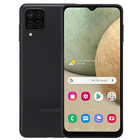 Điện Thoại Samsung Galaxy A12 (4GB/128GB) - Đã kích hoạt bảo hành điện tử - Hàng Chính Hãng - Black
