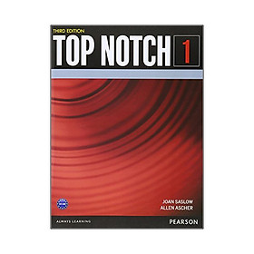 Top Notch 1 Student Book 3rd Edition