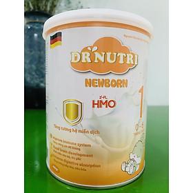 Sữa bột dr nutri newborn 1 dành cho trẻ sơ sinh 400g