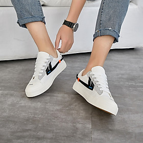 Warrior Back to Heaven Force Canvas Men and Women Joint Off white Fashion Casual Shoes HTZL-3G White Red 44