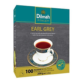 Hồng trà Bá Tước Dilmah 2g*100. gói