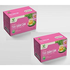 Bộ 2 hộp trà giảm cân- Phú Hưng AP