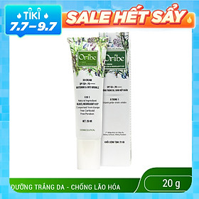 Kem nền che khuyết điểm kiềm dầu dưỡng trắng da DD Cream Oribe 25g