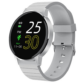 Đồng hồ thông minh đo nhịp tim, theo dõi sức khỏe T4 Pro ( Thiết kế sang trọng, chống nước cao IP68 ) - Hàng Nhập Khẩu