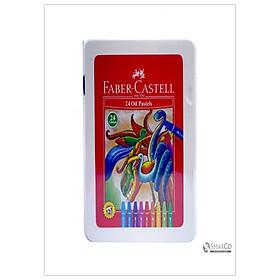Bút Sáp Dầu Faber-Castell-120089N - 24 Màu + Chuốt