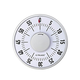 Countdown Visual Timer Quiet Counting Magnet Clock for Classroom Teaching Homework Cooking