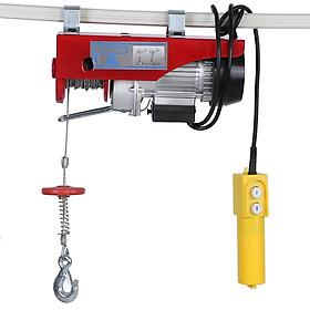 Tời điện treo PA1200 (600/1200kg) màu đỏ