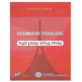 Sách - Ngữ Pháp Tiếng Pháp - Độc quyền