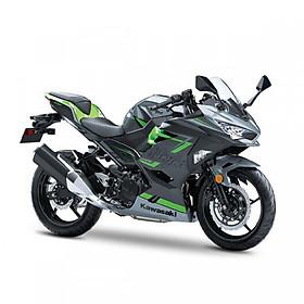 Xe Moto Kawasaki Ninja 400 ABS SE - Xám