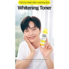 Combo dưỡng trắng da, mờ thâm Some By Mi Yuja Niacin (Toner, serum)-6