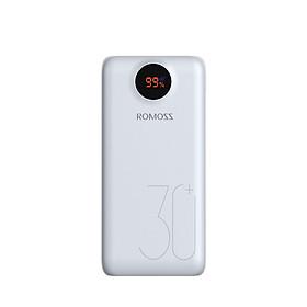 Sạc Dự Phòng 2 Chiều Apple/Android/Switch ROMOSS SW30+ (30000mAh)