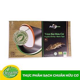 Tôm Sú Hữu Cơ Binca - Hộp 250G