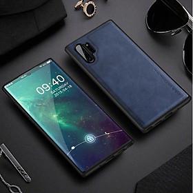 Ốp Lưng Da SamSung Galaxy Note 10 Plus Hiệu X-Level Chính Hãng Cao Cấp